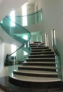 Staircase, Glass, Design