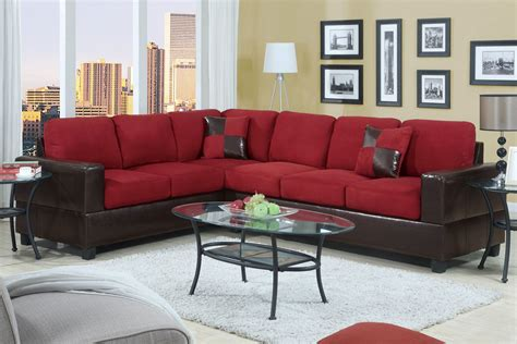 red sectional sofa with recliner popular red and black sectional sofa 88 on reclining