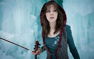 Lindsey Stirling Drops The Bass On Good Morning America ...