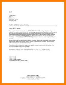 Hostess Sle Resume by A Letter Of Indemnity 25 Images 9 Indemnity Letter