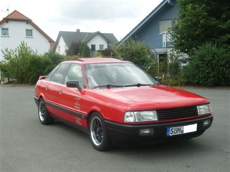 Audi 80 B3 : Audi 80 Young Edition 1.6 : Biete Audi ...