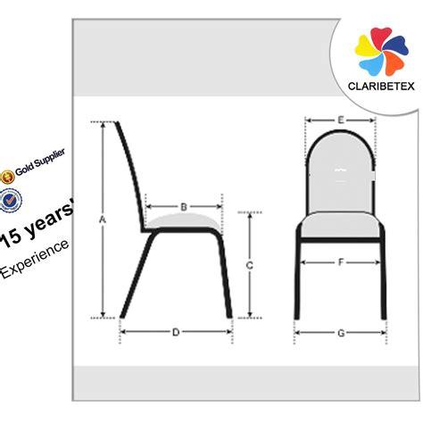couvre chaise mariage siège couvre cuisine bar à manger couverture de chaise