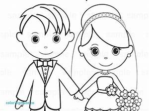 Wedding Couple Coloring Pages At Getcoloringscom Free