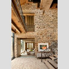 Rural Renovation 18th Century Private Estate Gets A