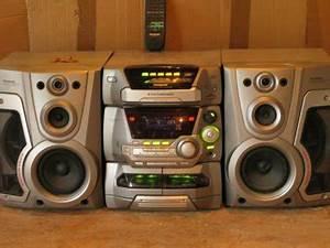 Panasonic Sa Ak 45 5 Cd Stereo System For Sale In Dublin