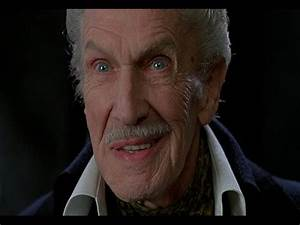 THE DEATH OF VINCENT PRICE - YouTube  Vincent