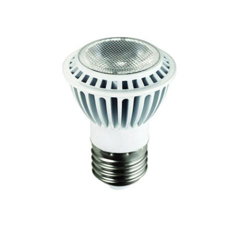 7w par16 dimmable led flood e26 medium base 5000