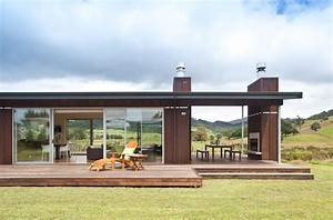 Coromandel Beach House Modern Exterior Auckland By