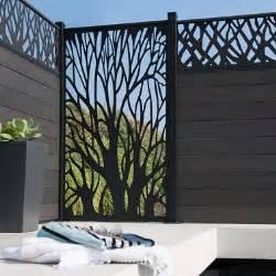 mur de bambou exterieur le brise vue pour s abriter des regards indiscrets d 233 co cool