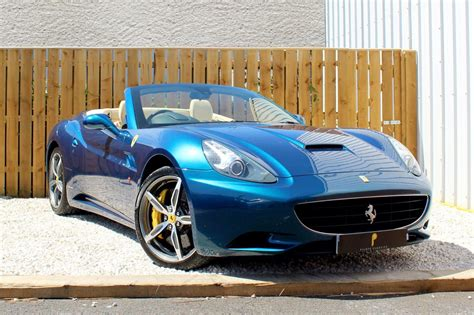 Sorry, there are currently no ferrari california tour de france blue vehicles available. Used 2010 Blue Ferrari California for sale   PistonHeads