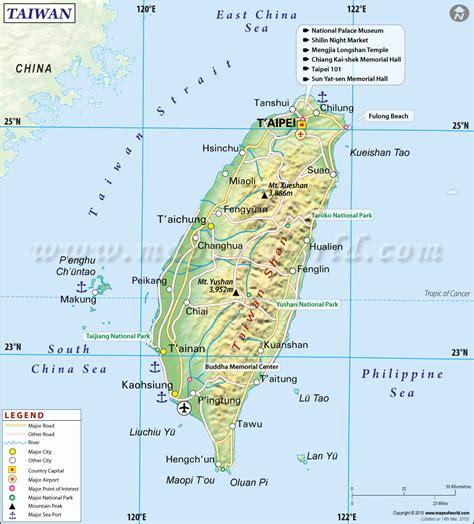 taiwan map maps globes pinterest taiwan asia