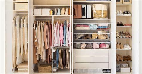 distribucion interior de armarios  medidas  cada tipo
