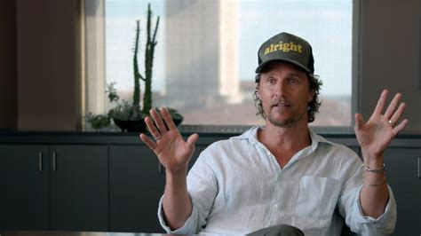 matthew mcconaughey officially appointed professor