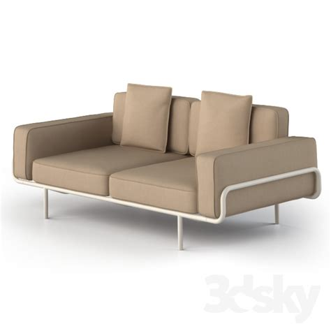 Ikea Ps 2012 Le by 3d Models Sofa Ikea Ps 2012