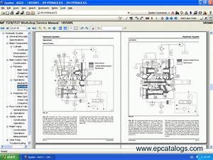 Massey Ferguson North America Service Manuals 2014 Download