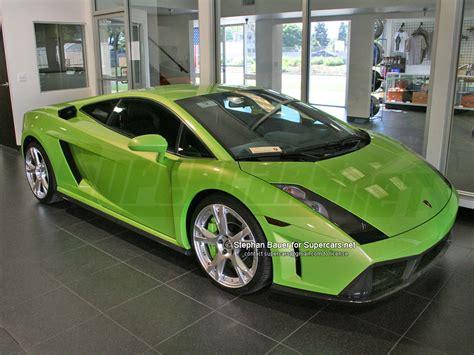 Lamborghini Gallardo Fast Sports Car
