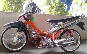 Modifikasi Motor Drag Fiz R