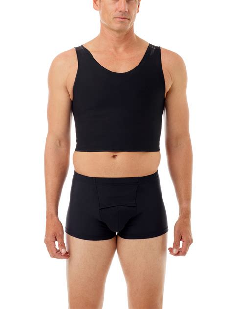 tri top chest binder provide maximum comfortable  extreme chest binding men compression