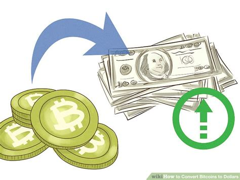 convert bitcoin to dollar how to convert bitcoins to dollars 11 steps with pictures