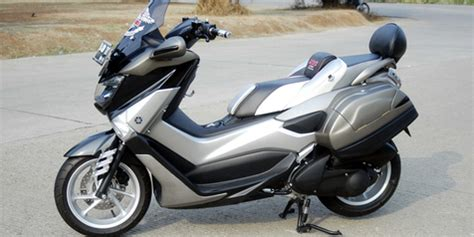 Nmax 2018 Touring by Yamaha Nmax Modifikasi Touring Modifikasi Motor Kawasaki