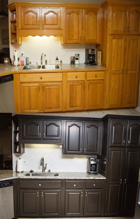 diy kitchen cabinet kits diy professional looking painted cabinets for 100 6823