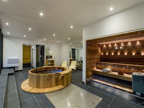 serre chevalier new luxury chalet 5 spa area 1537496