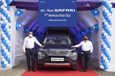 New Tata Safari debuts ahead of February 2021 launch ...