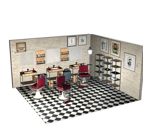 Modern Barber Shop Design Ideas by Les 25 Meilleures Id 233 Es Concernant Modern Barber Shop Sur