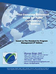 Complete Reference Guide For Pgmp Certification