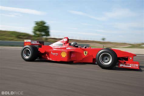 Formula 1 Race Car Wallpaper