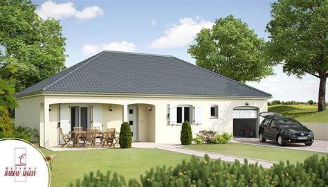 modele maison plain pied 4 chambres ménilière modèle maison plain pied