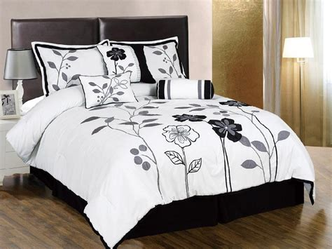 Black And White Bedding Sets by Best Black And White Bedding Sets Infobarrel