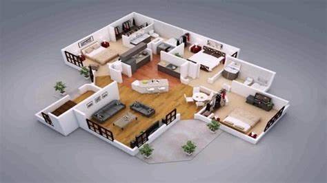 floor plan elevation  rendering design