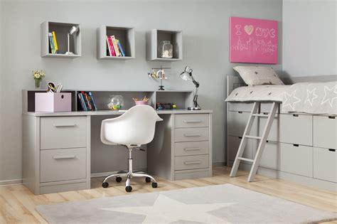 ikea bureau ado cuisine bureau ado avec coffre de rangement gris