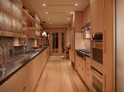 galley kitchen units photo page hgtv 1179