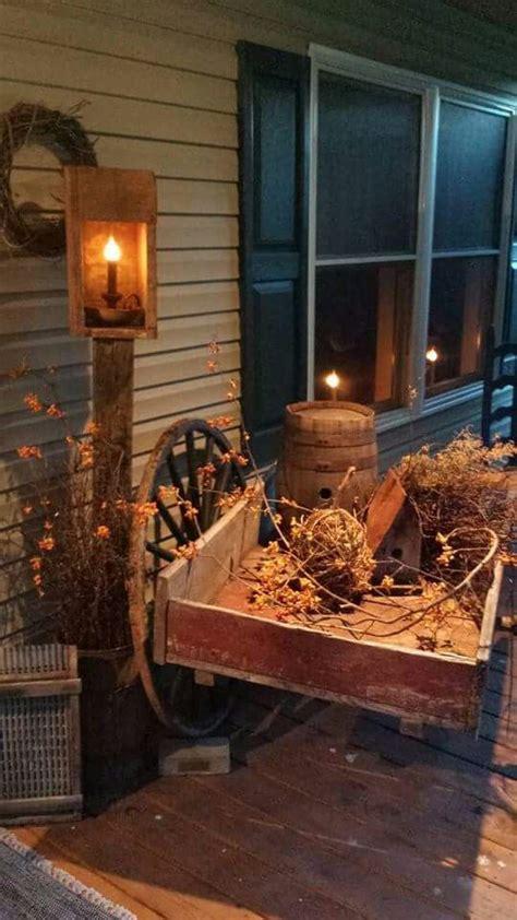 Best Primitive Autumn Images Pinterest