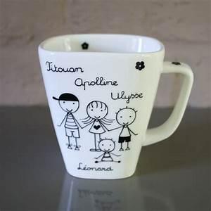 Tasse Fete Des Meres : mug tasse personnalis claudia ladri re cr ations ~ Teatrodelosmanantiales.com Idées de Décoration