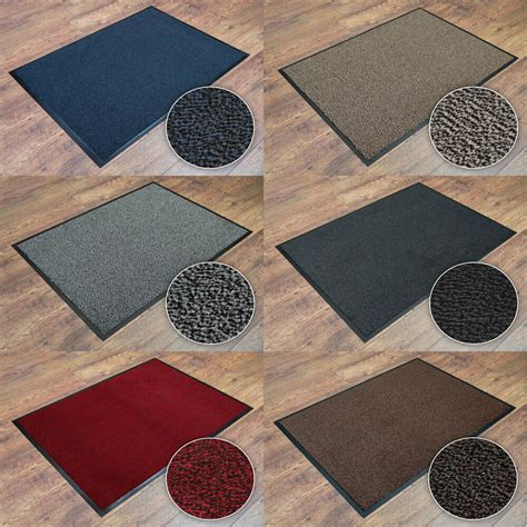 small doormat machine washable dirt resistant large small
