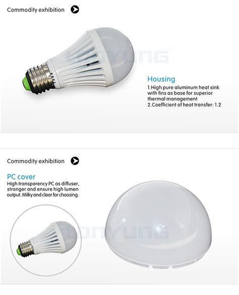 newest promotional canada 5w led bulb production line led