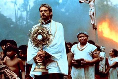 The Mission  Latin American History Through Film