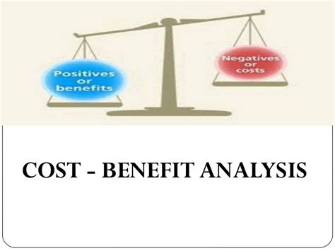 cost benefit analysis  microsoft excel  pcdn