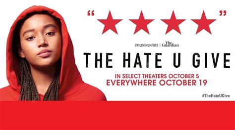 advance screening hate give garfield high