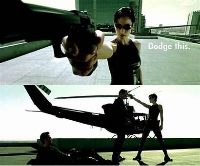 Matrix Quotes Dodge Trinity Famous Carrie Neo