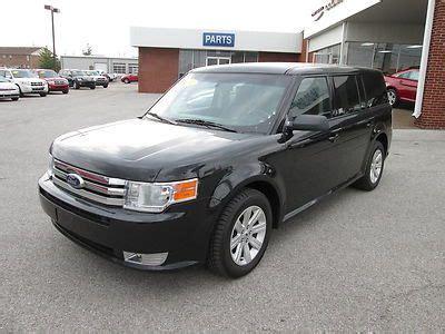 purchase   ford flex se  row seat sync
