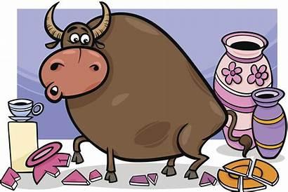 Bull Idioms Funny Animal China