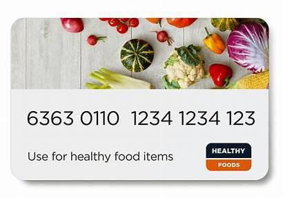 Healthy Card Foods Incomm Otc Network Members