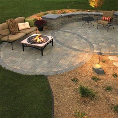 patio paving options pavers for patios green home landscape source