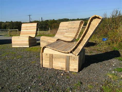 pallet wood easy lounger  piece suite  pallets