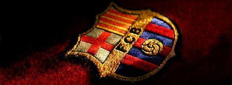 fanion equipe barcelone photo de couverture facebook