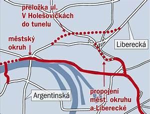 Plán tunelu blanka